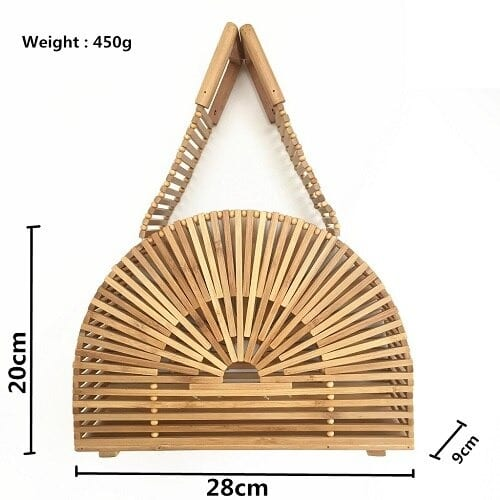 How many basket small straw bag best