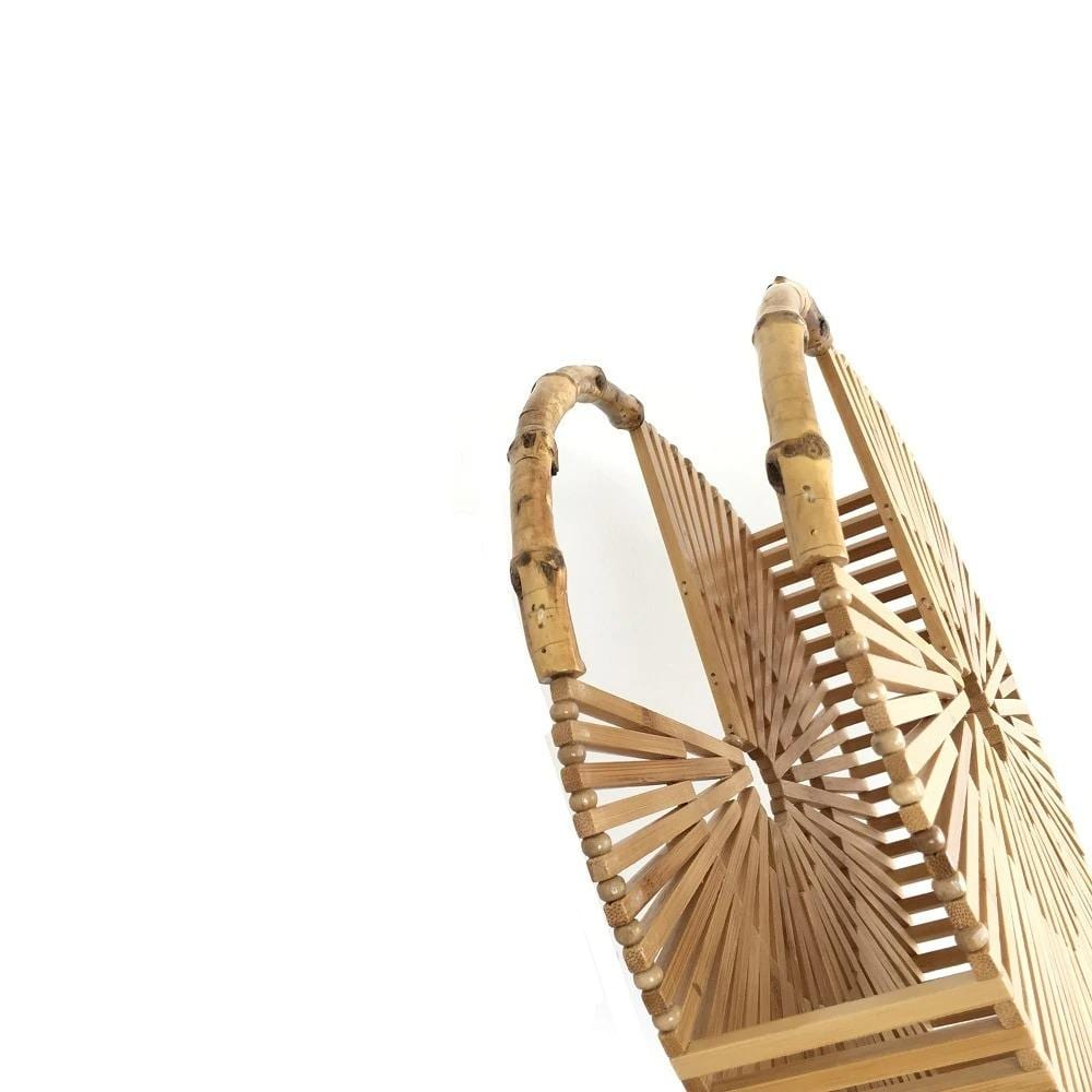 How much rattan and straw handbag for summer