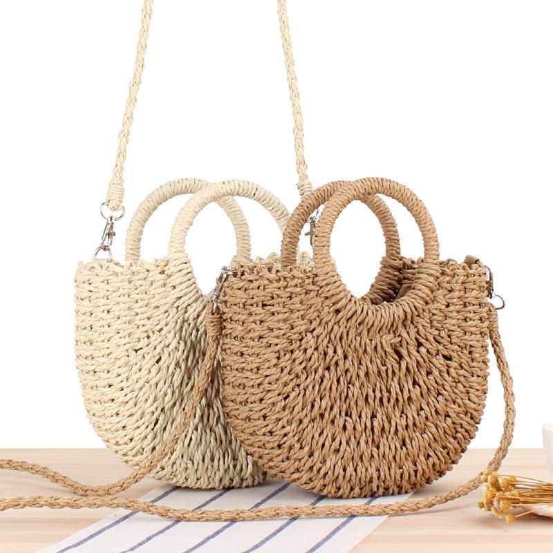 Where casual straw hobo bags quality