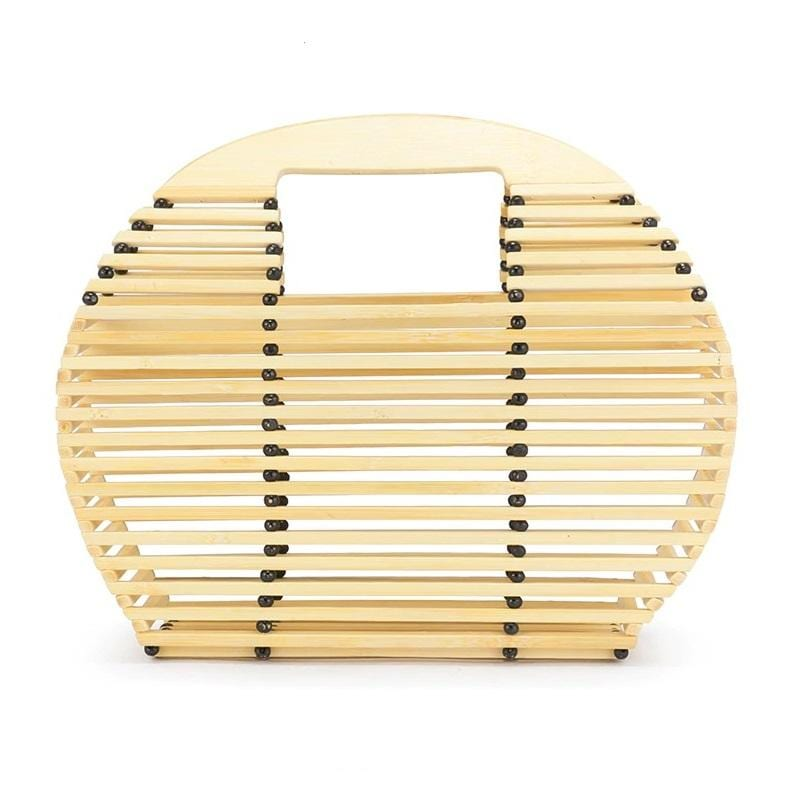 Why small rattan purse