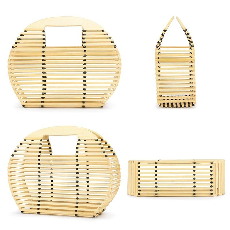 Why cute oversized straw beach bags quality