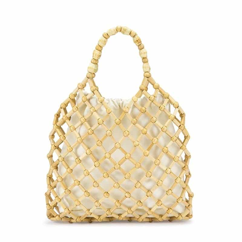 Beach and rattan tote bags best