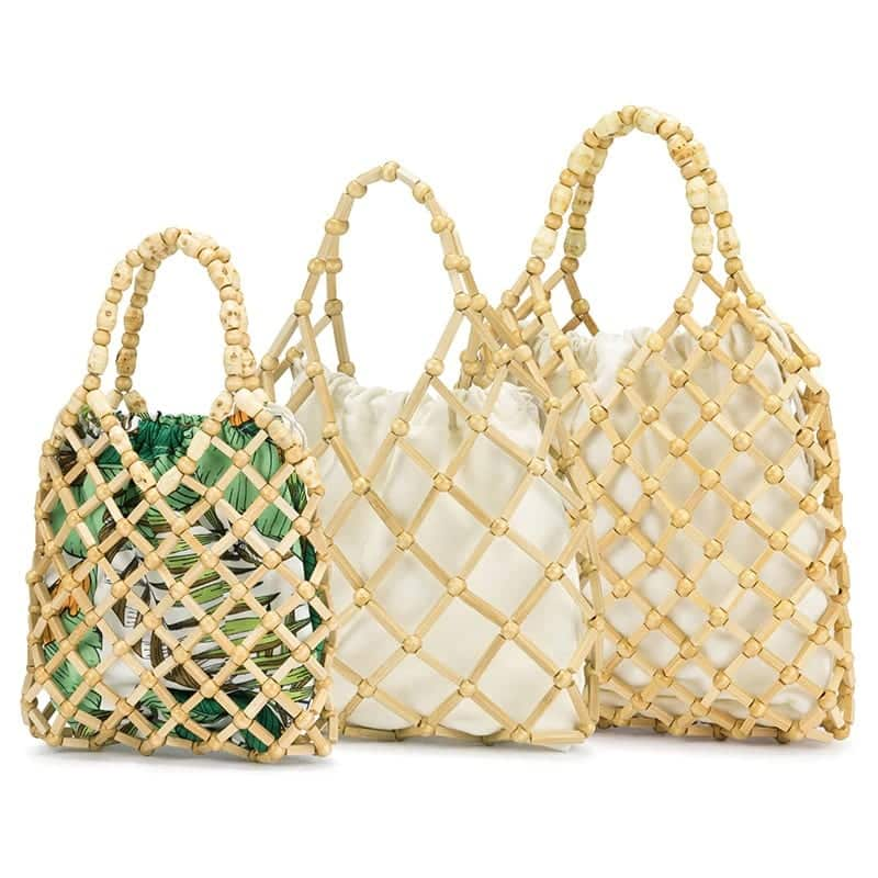 Which extra large round rattan bag best