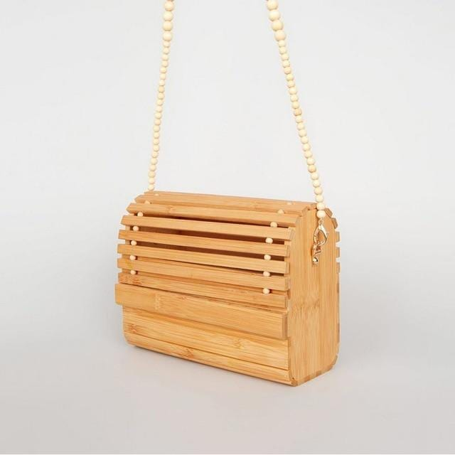 How the best wicker beach bag good