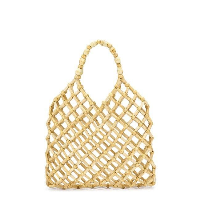 Circle straw bag online top