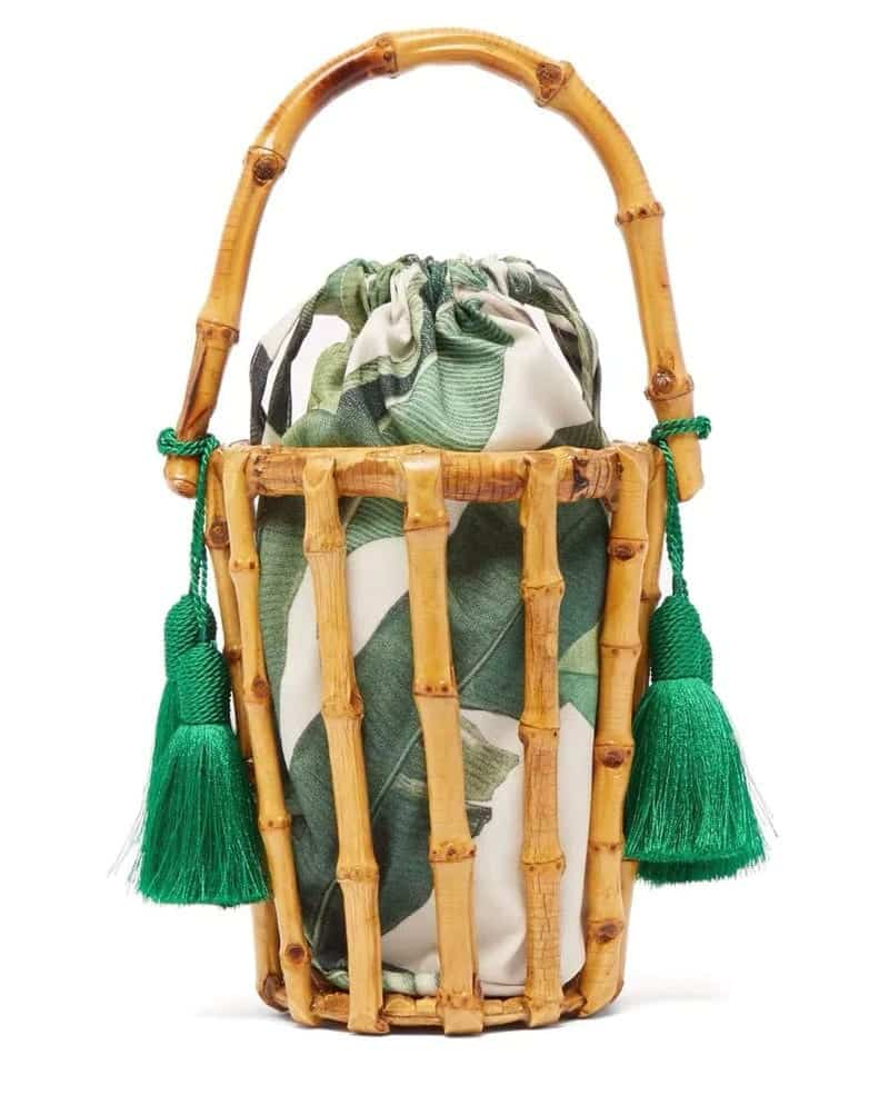 How much bali straw basket bags