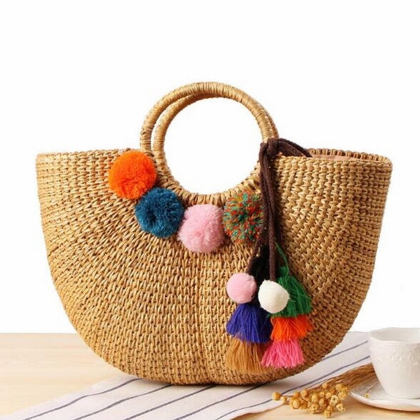 When quality woven handbag recomment
