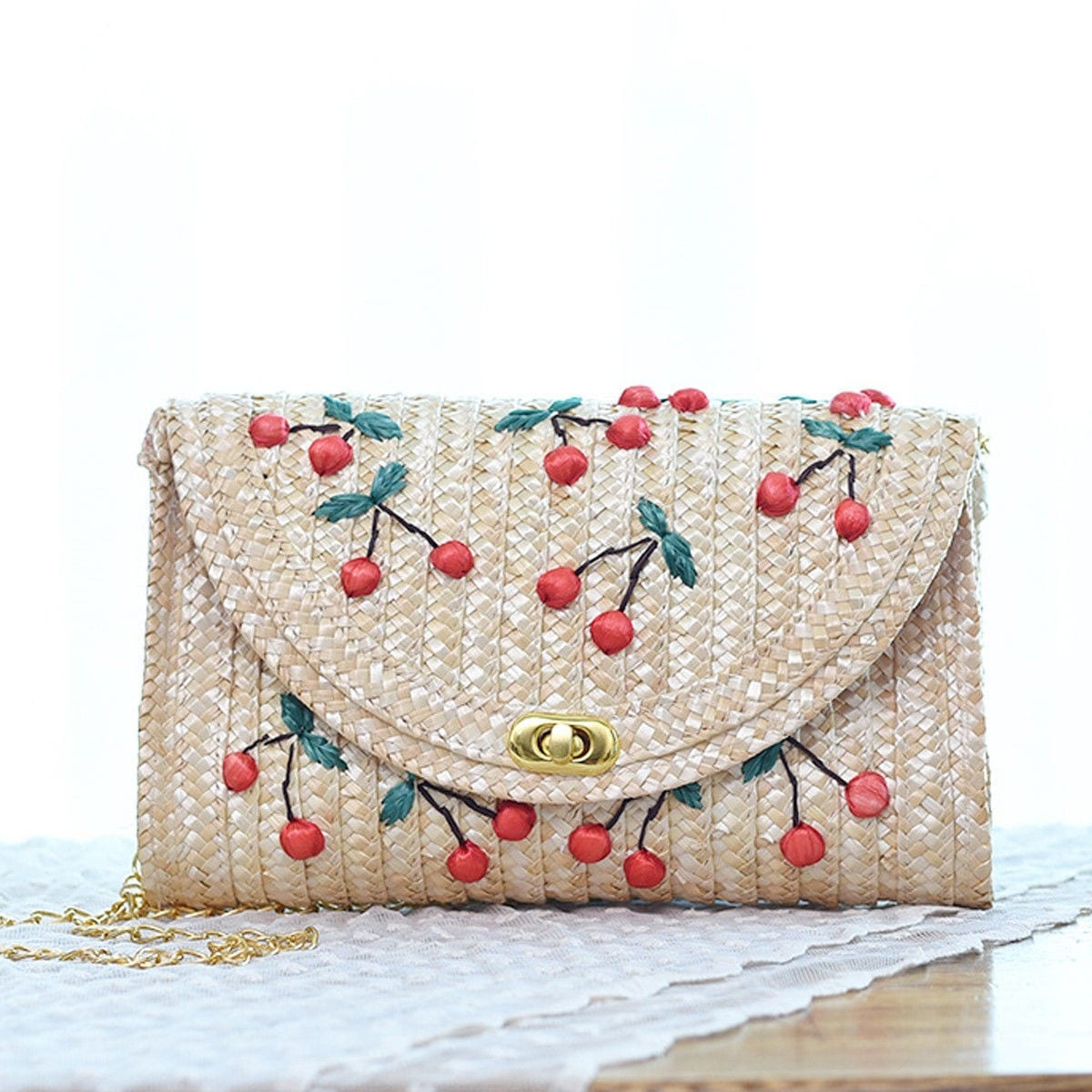 Which rattan purses clutch premium