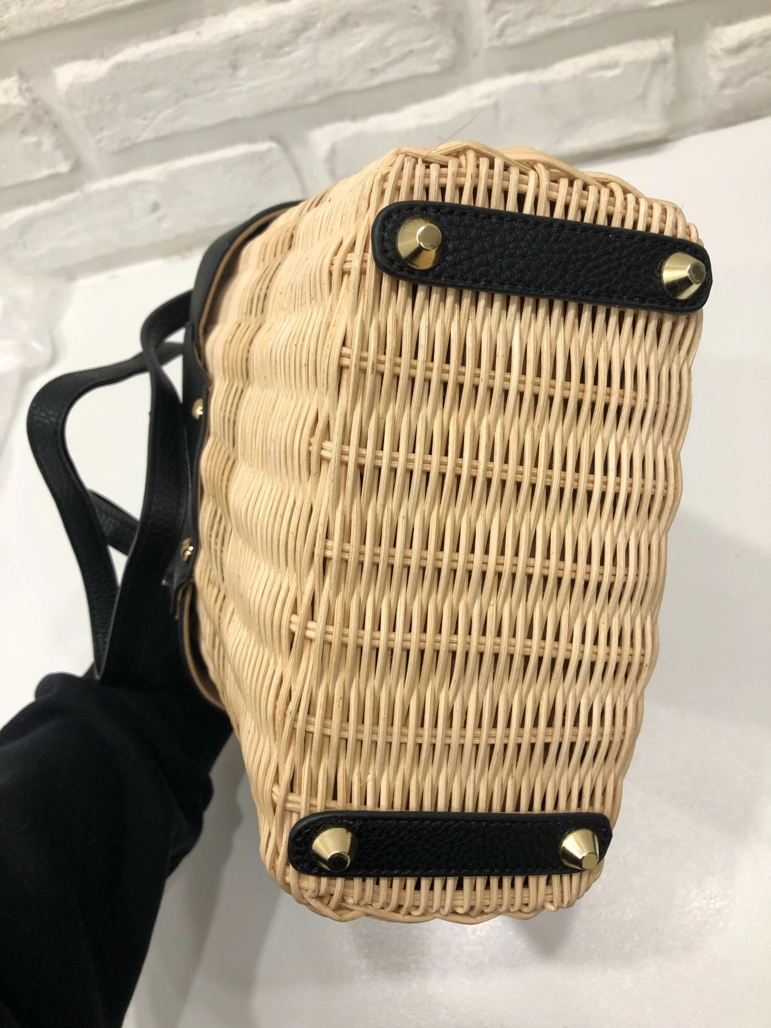 How many bamboo woven purse 2021