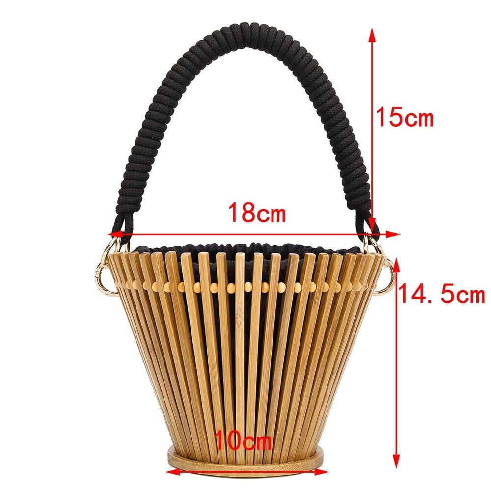 How much small woven woven purses top