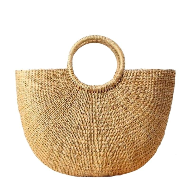 How much straw handbag for summers handmade