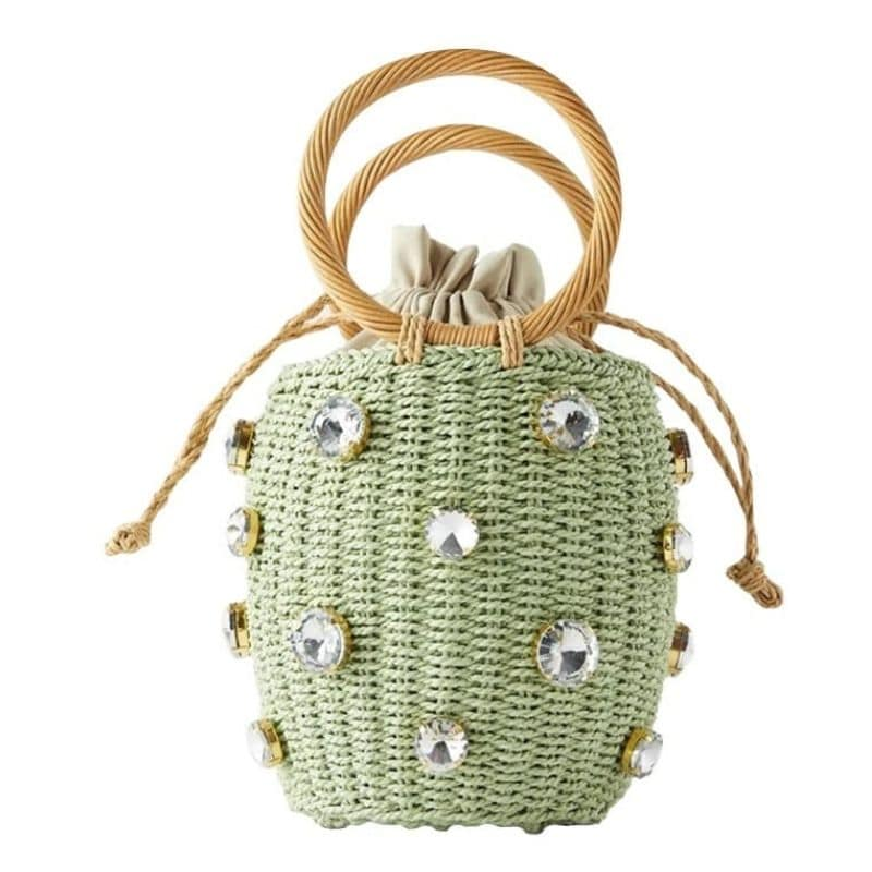 How many woven summer straw bag best
