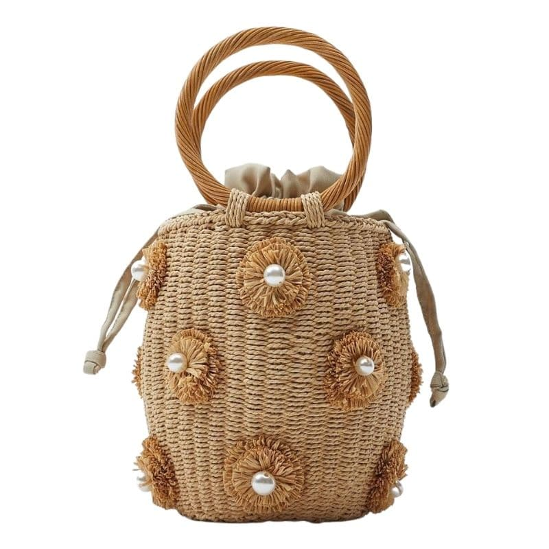 Why the best large straw beach bag