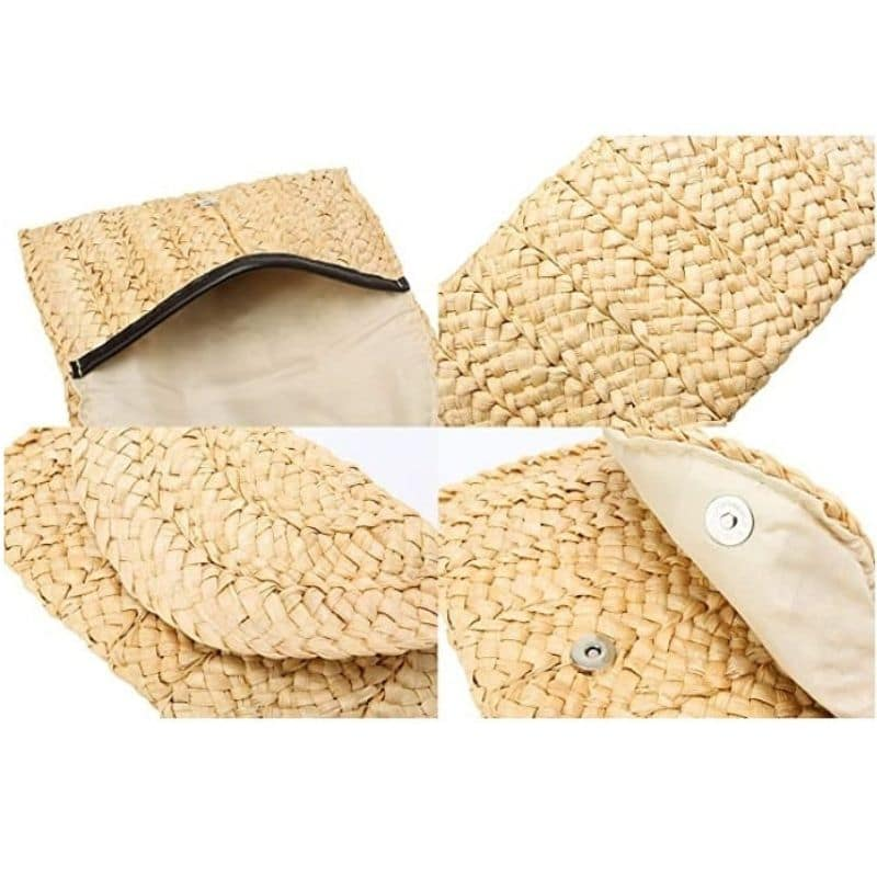 Large straw bags online shop top