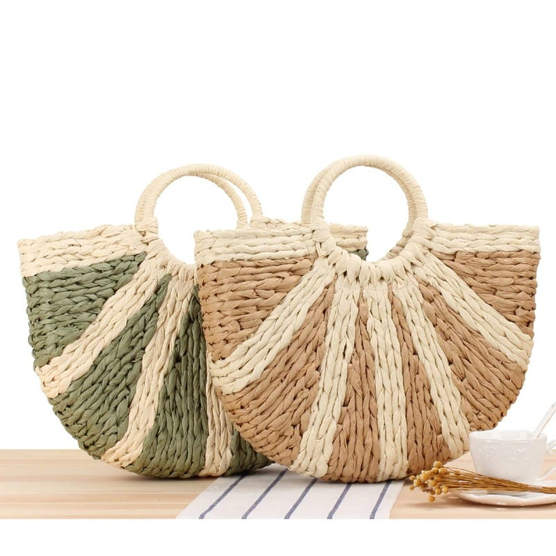 How straw tote handbags and totes top