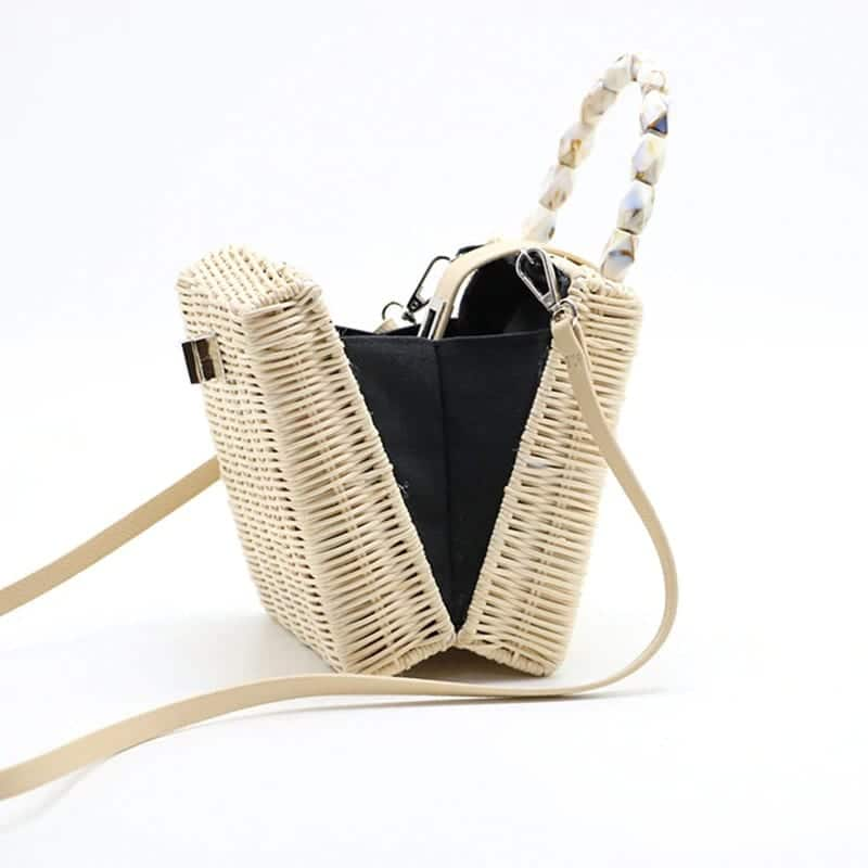 When sustainable straw totes for summer best