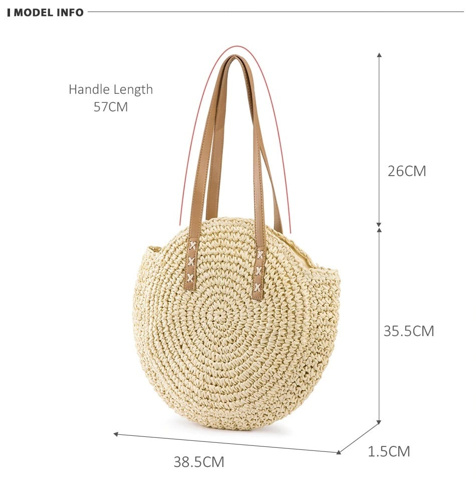 Why luxury woven clutch