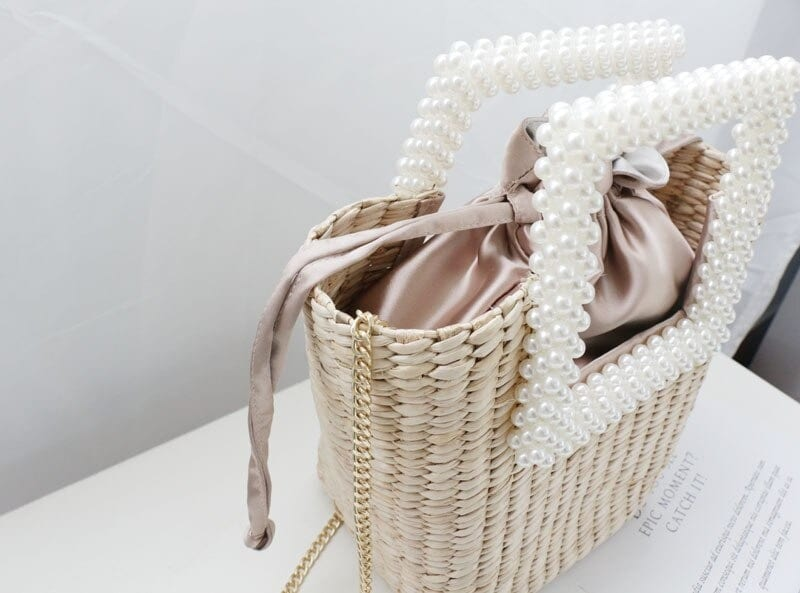 How many woven leather bags beach recomment