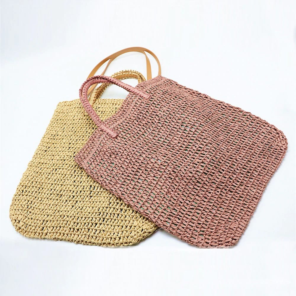 How much circle rattan bag