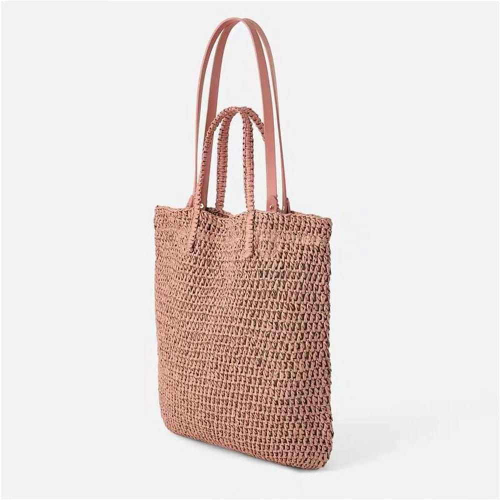 Straw crossbody bags made in bali