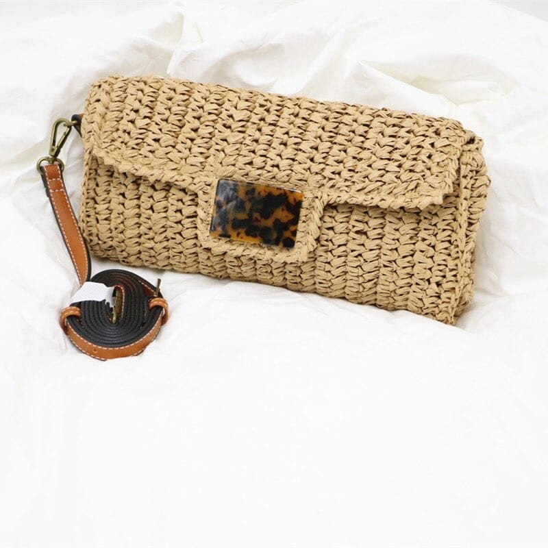 How many straw tote beach bag online
