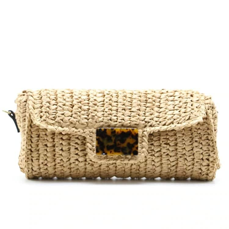 Where straw crossbody bags clutch premium