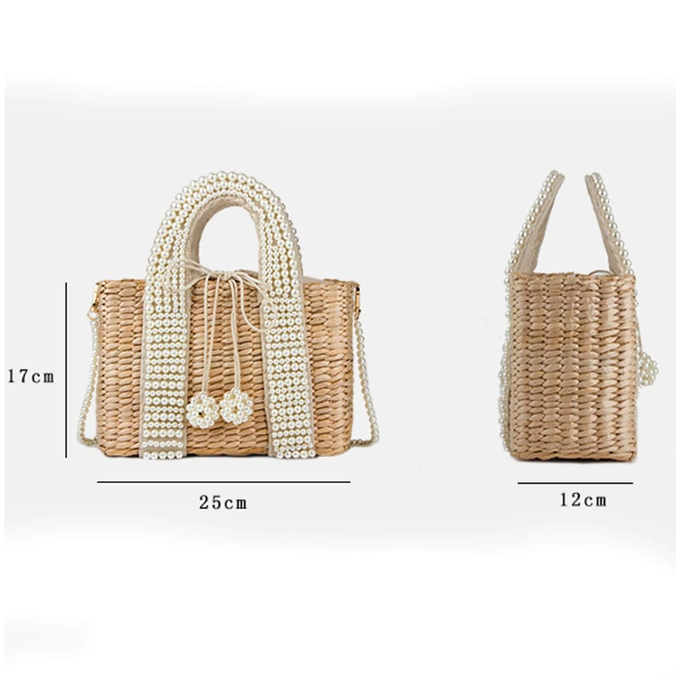 Wicker purse online 2021