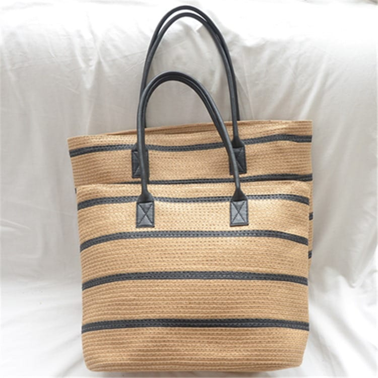 Handicraft straw bags for summers best