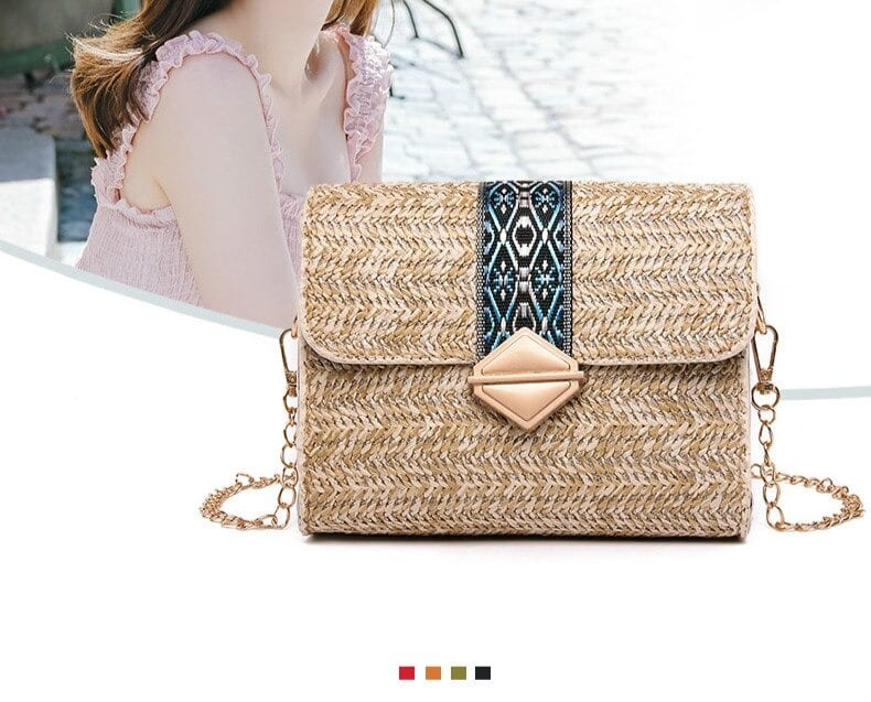 Large straw bags on sale recomment
