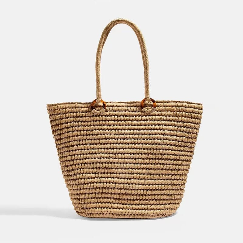 Why wicker purse and clutches good