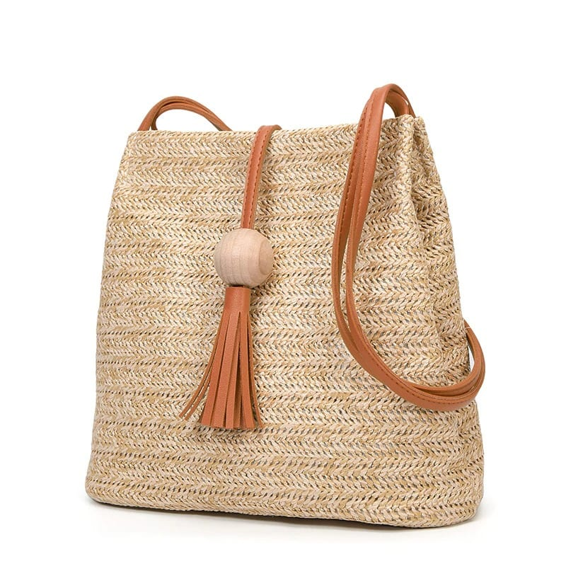 How much rattan and wicker bag value