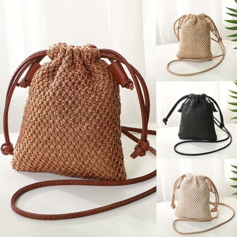 Why the best straw crossbody bag