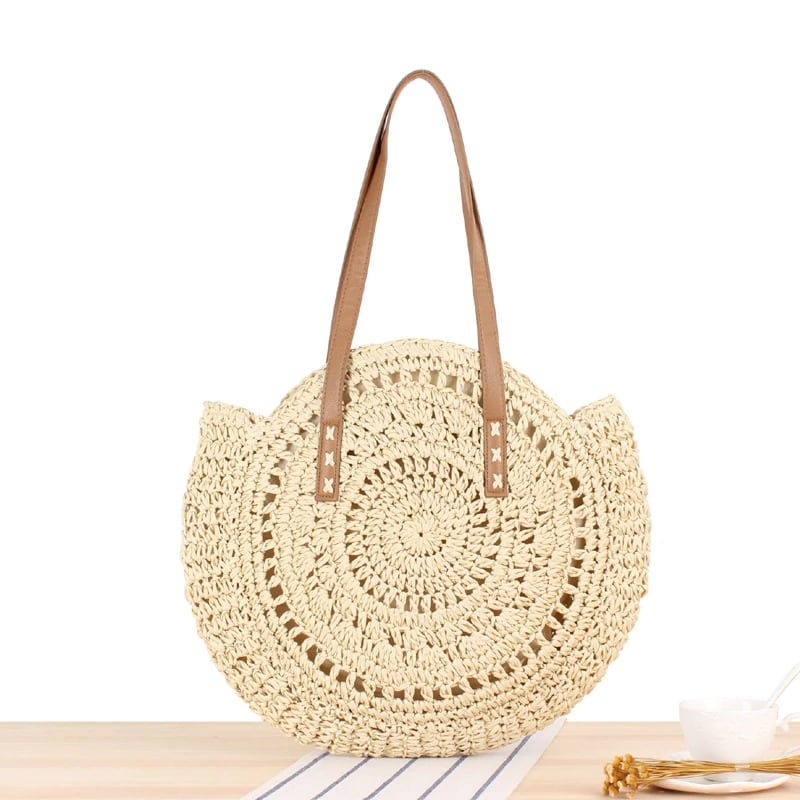 Why holiday straw belt bag