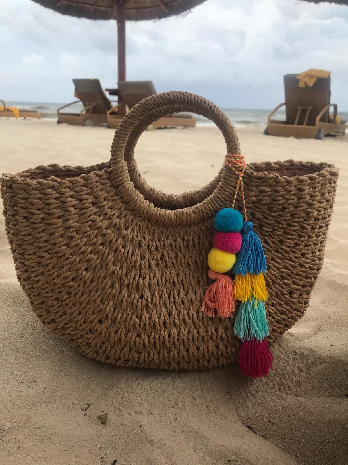 How much small woven wicker bags quality