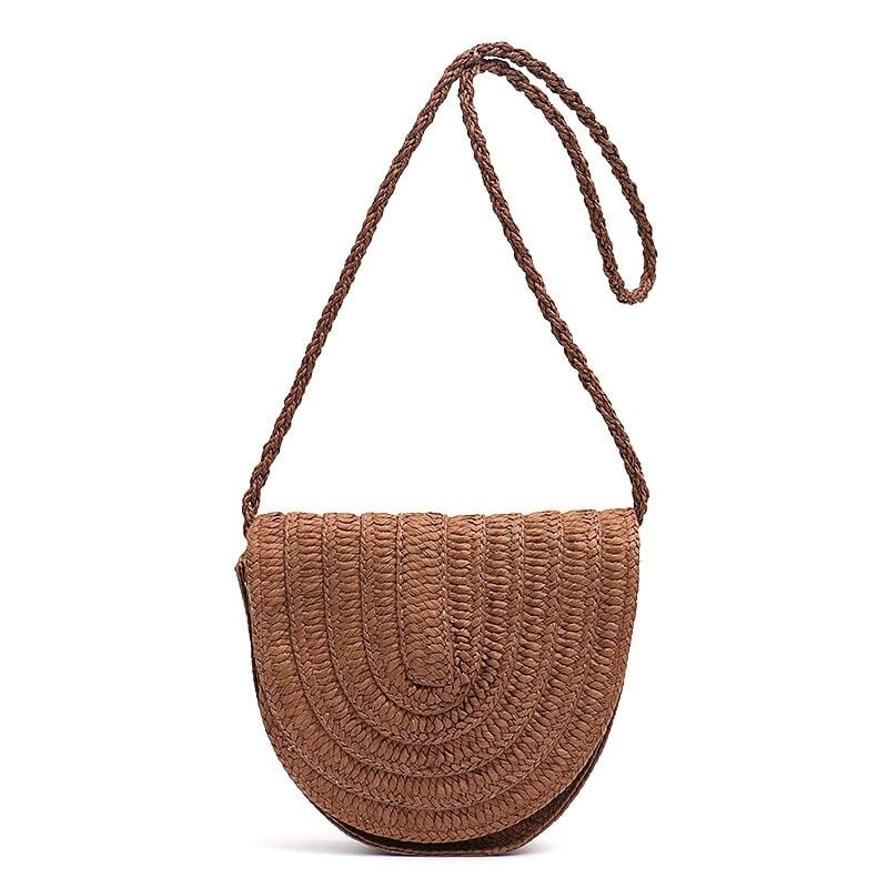 Which woven summer straw bag