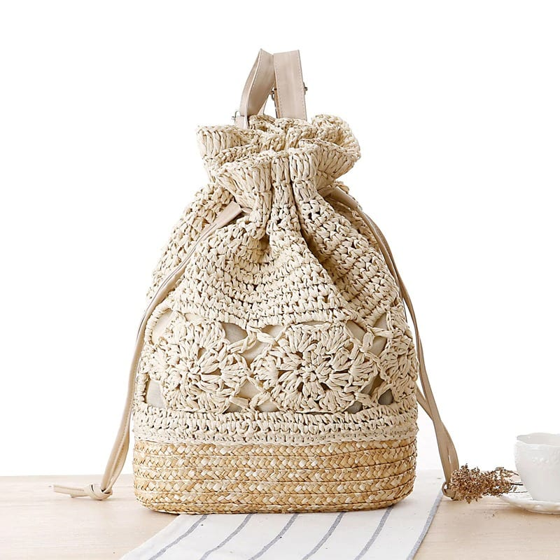 Straw bag online suggest