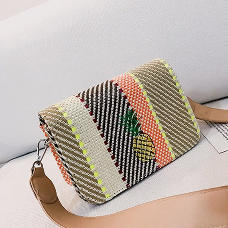 Why native woven bag