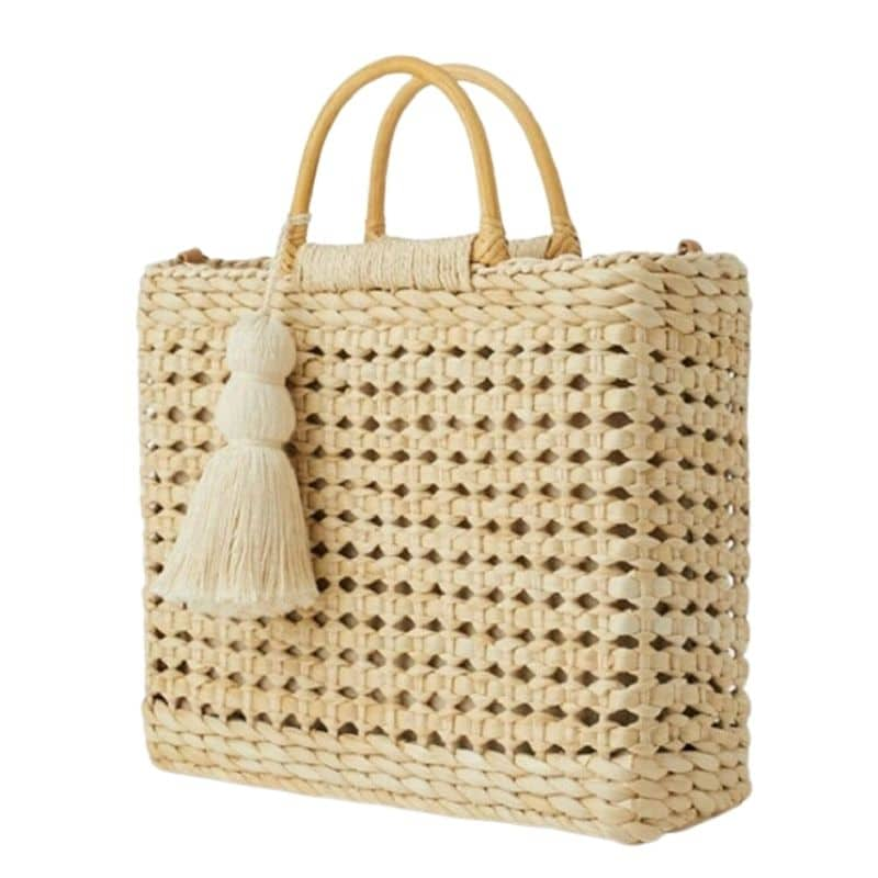 How much wicker handbag and clutches premium