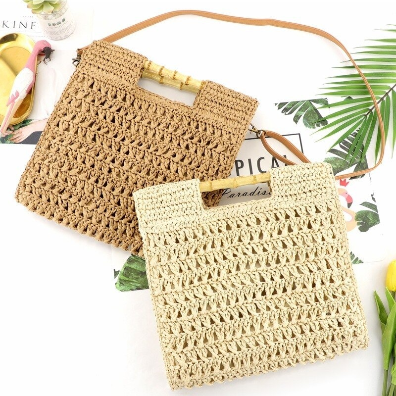 High End Rattan Purse Party For You