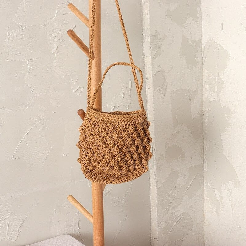 Which hard woven crossbody bag 2021