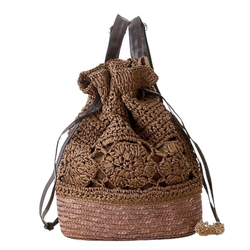Which casual straw bag recomment