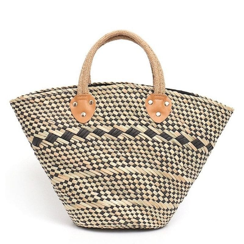 Straw shoulder bags fashion quality