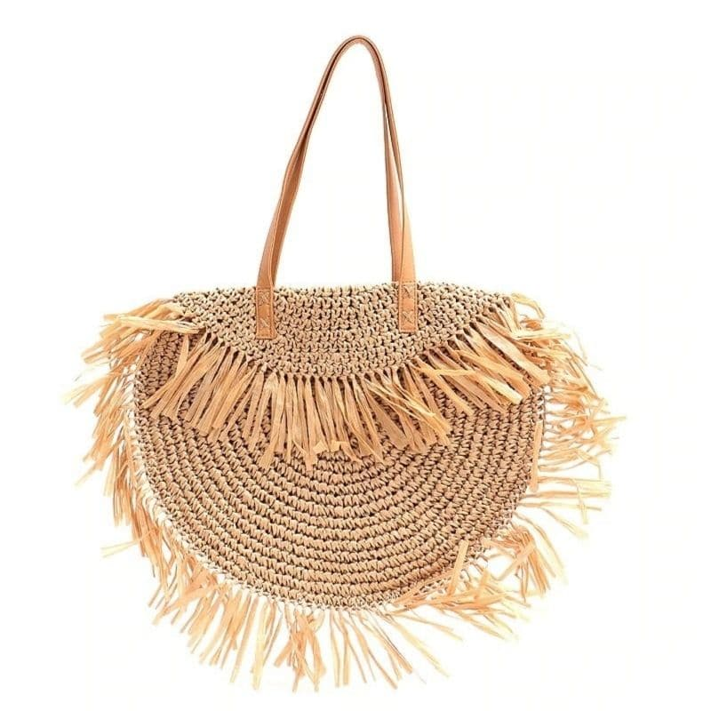 Wicker clutch online best