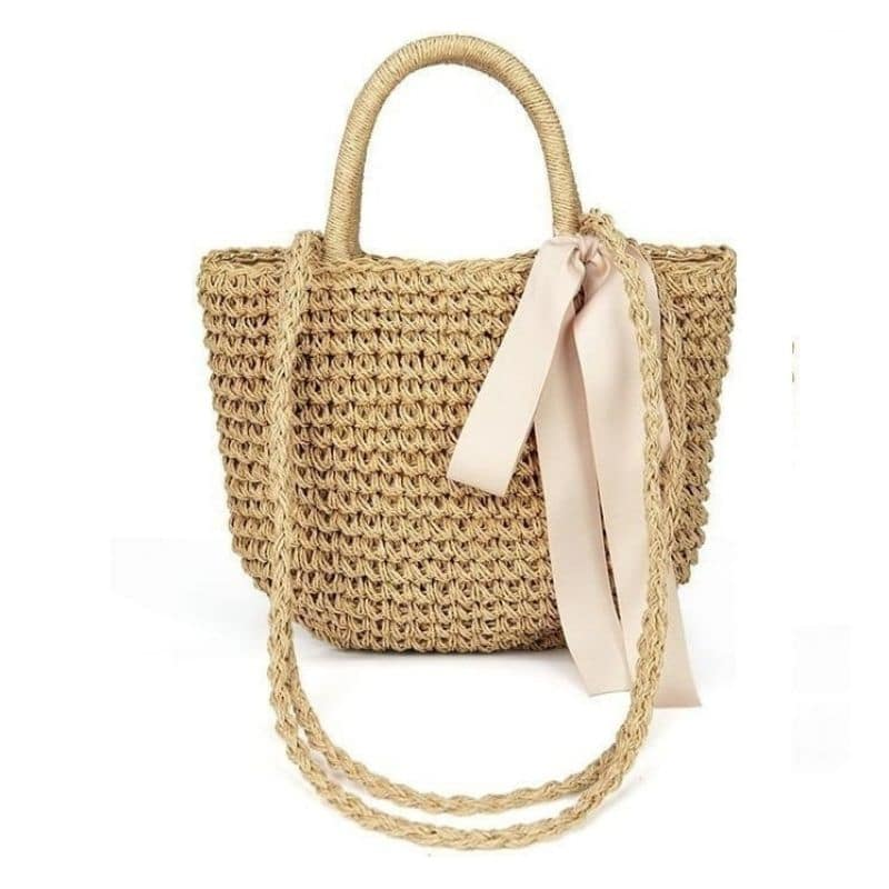 How many custom straw bags for summer premium