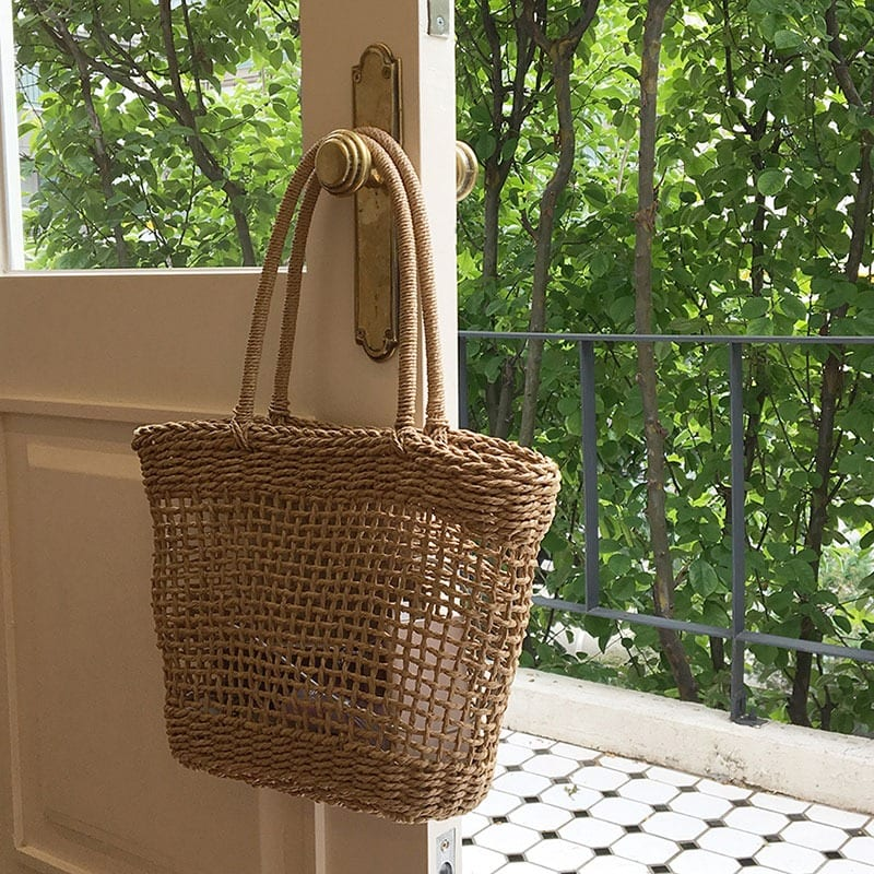 Where summer round straw crossbody bag and totes recomment