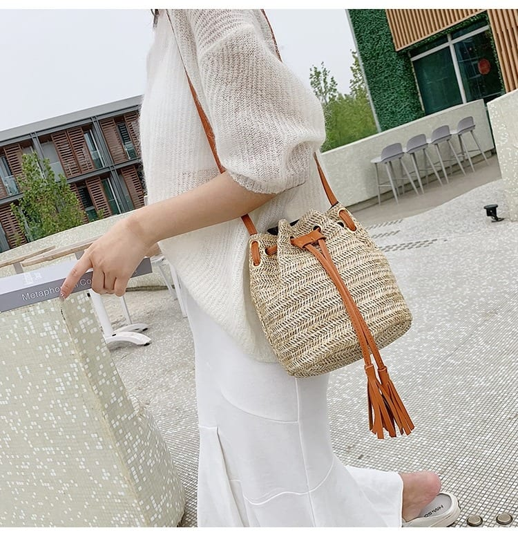 When rattan bag bali 2021