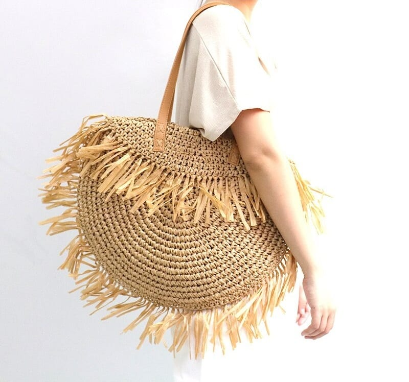 Why wicker handbags and totes top