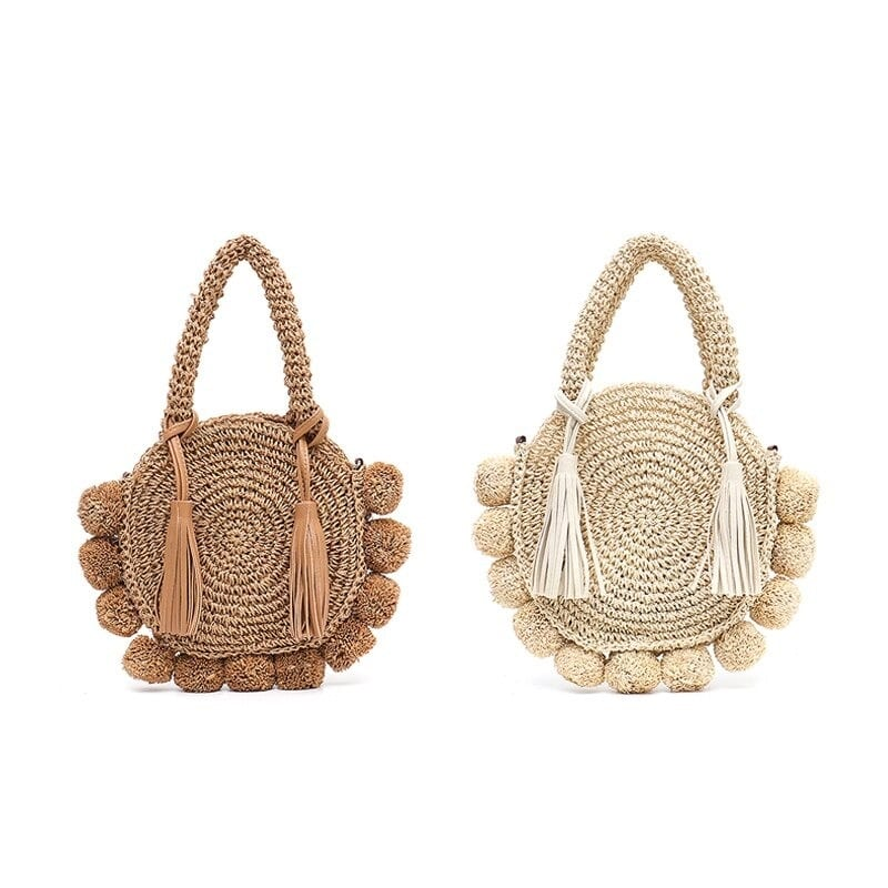 When bohemian straw handbags 2021