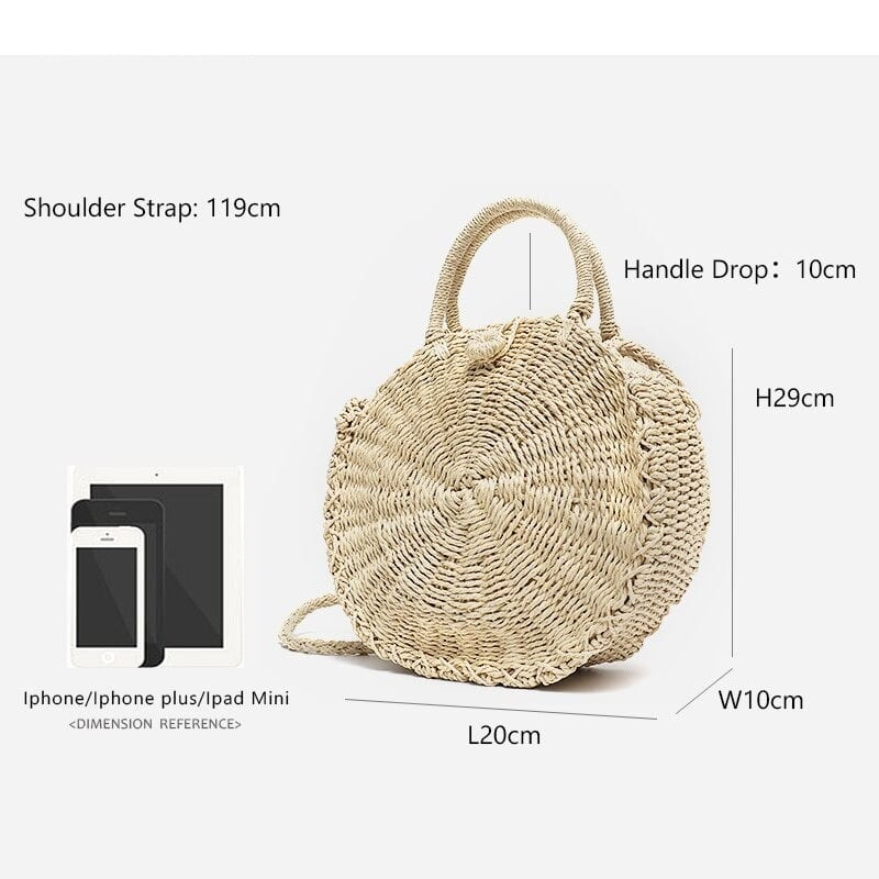 Bohemian wicker bags best