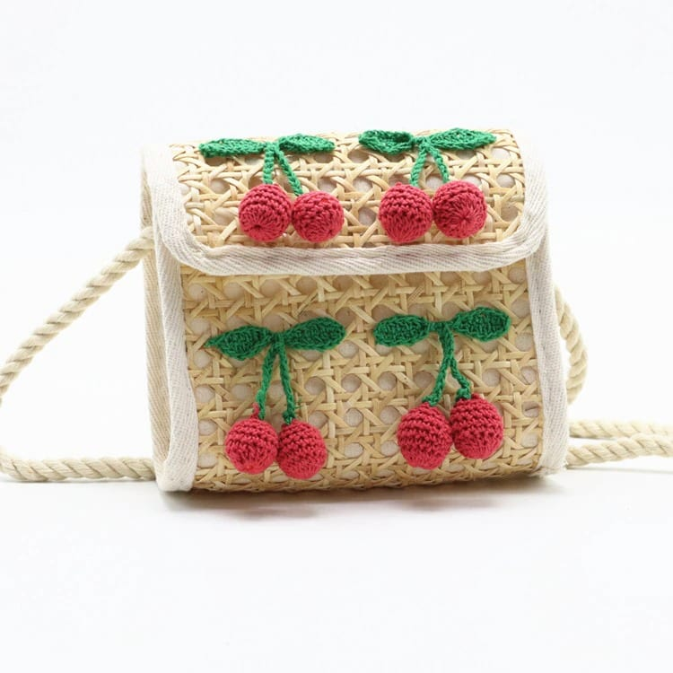 How party straw purse suggest